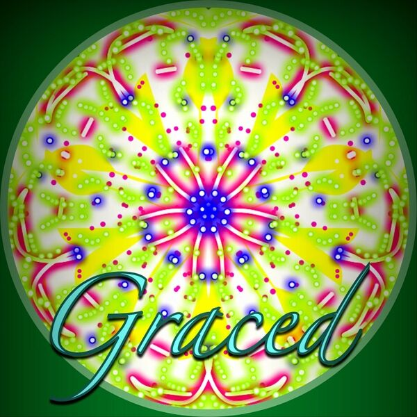 Cover art for Graced